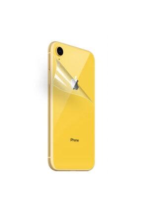 Bufalo Flexible NANO iPhone XR ARKA Gövde Koruyucu