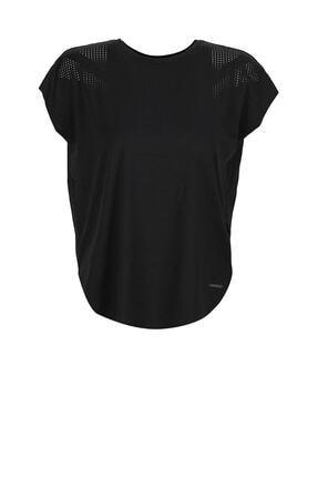 lumberjack CT426 KATE SLEEVELESS T-S Siyah Kadın T-Shirt 100582864