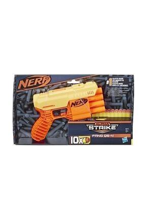 Nerf Turuncu Alpha Strike Fang Qs 4 Blaster