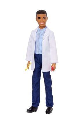 Barbie Ken Kariyer Bebekleri Diş Doktoru