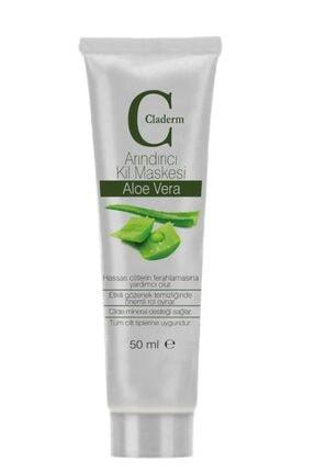 Claderm Aloe VeraKil Maskesi50 ml
