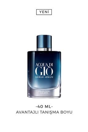 Giorgio Armani Acqua Di Gio Profondo Lights Edp 40 ml Erkek Parfümü 3614273428637