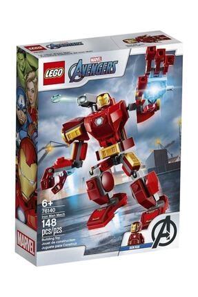 LEGO Marvel Avengers Iron Man Robotu 76140