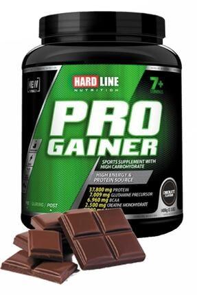Hardline Progainer Çikolatalı Çikolata 1406 gr Gainer Karbonhidrat