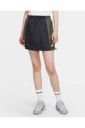 Nike Sportswear Icon Clash Kadın Siyah Etek Cu5985-010