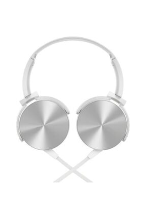 zore Kulak Üstü Mikrofonlu Extra Bass Kulaklık