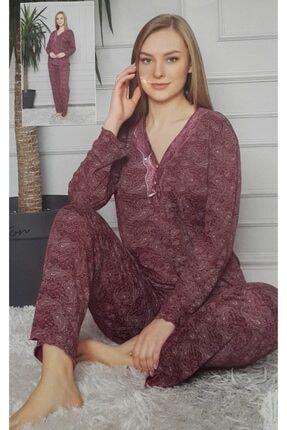 Sude Bambu Pijama Takımı 2001