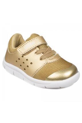Vicco Kız Bebek Altın İlk Adım Phylon Spor Ayakkabı 346.e20y.200