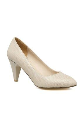 Polaris Kadın Bej Gova Ayakkabı