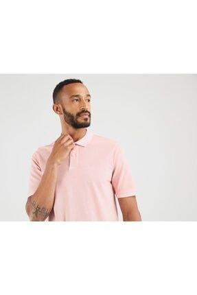 Levi's Erkek Pembe New Authentıc Logo Polo Powder Pınk Gar Tshirt