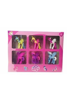 UNICORN My Horse Sevimli Atlar 6'lı Figür Oyuncak