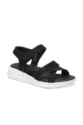 Polaris 315505P.Z Siyah Kadın Sandalet 100507795