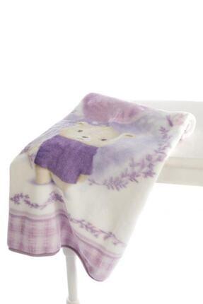 Özdilek Bebek Battaniyesi Purple Lover