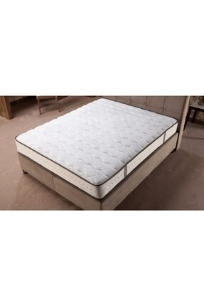 İSTİKBAL Beyaz Optimal Yatak 90x190