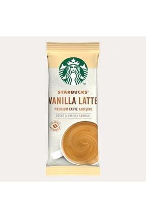 Starbucks Vanilla Latte Sınırlı Üretim Premium Kahve Karışımı 21 G