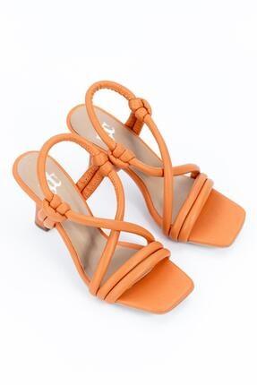 Gökhan Talay Bubbles Yumuşak Bantlı Kadın Topuklu Ayakkabı