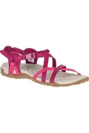 Merrell Terran Lattıce Iı Fuşya Kadın Sandalet