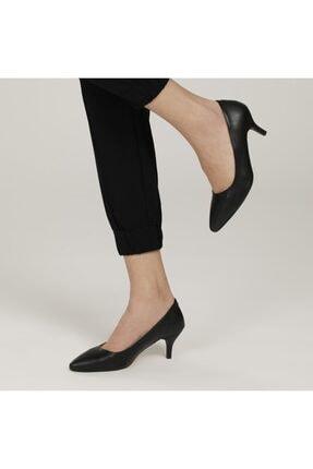 Polaris 307282.z 1fx Siyah Kadın Gova Ayakkabı