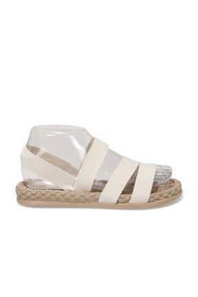 Butigo FUMERO 1FX Bej Kadın Sandalet 101045539