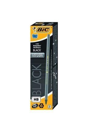 Bic Evolution Kurşun Kalem Siyah 12 Adet