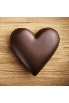mys silicone Platinum Silikon Kalp Çikolata Kalıbı