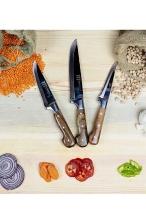 Lazoğlu 3 Bıçak Set