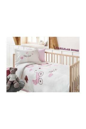 Özdilek Baby Gırl Bebek Nevresim Takımı 8697353339332