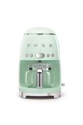 SMEG Pastel Yeşil Filtre Kahve Makinesi