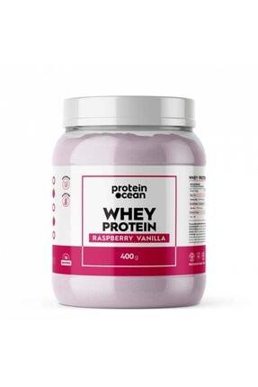 Proteinocean Whey Proteın™ Raspberry Vanilla 400gr 16 Servis