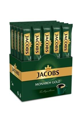 Jacobs Monarch Gold Çözünebilir Stick Kahve 2 gr 26 Adet
