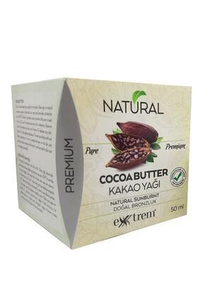 Extrem Natural Kakao Butter 50 Ml