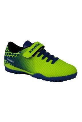Kinetix Erkek Çocuk Neon Sarı Halı Saha Ayakkabısı 100786693  SEDORF TURF 1FX