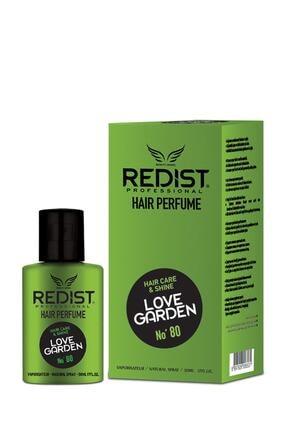 Redist Saç Parfümü Love Garden No:80 50 ml 8697926006531