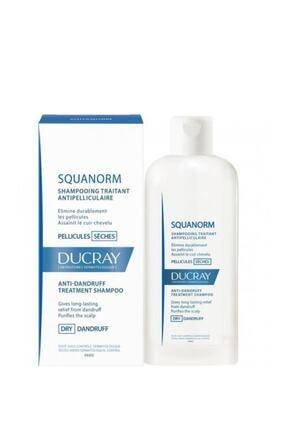 Ducray Squanorm Dry Dandruff 200 ml - Kuru Ve Kepekli Saçlar