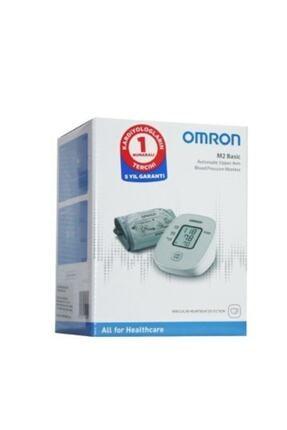 Omron 5 Yıl Garanti M2 Basic Hem-7121j-e Üst Koldan Ölçme Elektronik Tansiyon Aleti