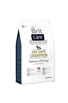 Brit Care Dog Show Champion Somonlu Ringalı Köpek Maması 12 Kg