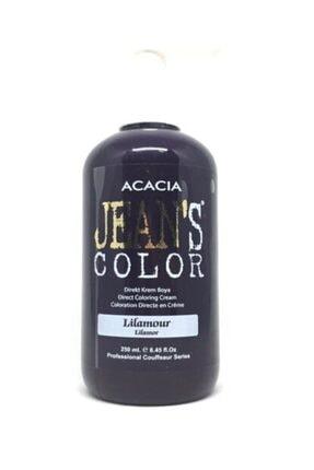 Acacia Jeans Color Saç Boyası Lilamor 250 ml 8680114782843