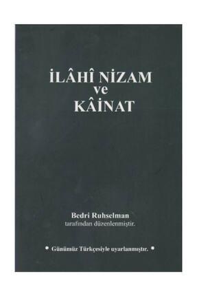 MTİAD 1950 Yayınları İlahi Nizam ve Kainat (Günümüz Türkçesi) (Karton Kapak)