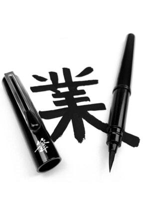 Pentel Pocket Brush Pen Cep Tipi Fırça Kalem + 2 Yedek Kartuş