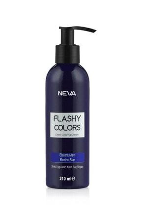 Flashy Colors - Elektrik Mavi 210 ml