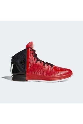 adidas Erkek Kırmızı Siyah Basketbol Ayakkabısı