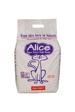 Alice Süper Emici Kedi Kumu Ekonomik 17 Lt