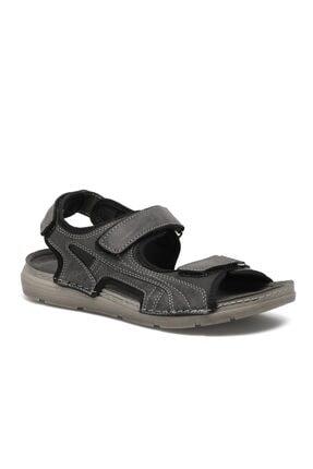 Kinetix Erkek Siyah Sandalet Vulf 1fx