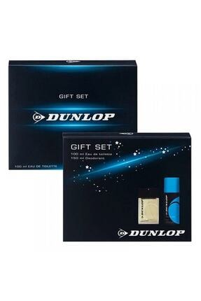 DUNLOP Chic Sport Mavi Edt 100 M L+ Deodorant 150 Ml Erkek Parfüm Set