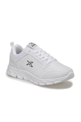 Kinetix OKA PU W Beyaz Kadın Koşu Ayakkabısı 100394775