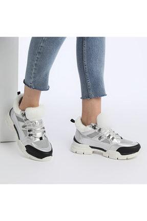 Kinetix VIDMORE KRK Gümüş Kadın Fashion Sneaker 100555016