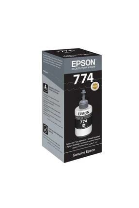 EPSON 774 - M100 M105 M200 L605 L655 Orjinal Siyah Mürekkep T7741