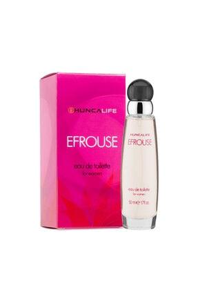 Huncalife Efrouse Edt 50 ml Kadın Parfümü 8690973704429