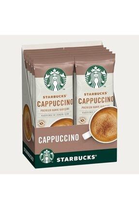 Starbucks Cappuccino Sınırlı Üretim Premium Kahve Karışımı Seti 10'lu