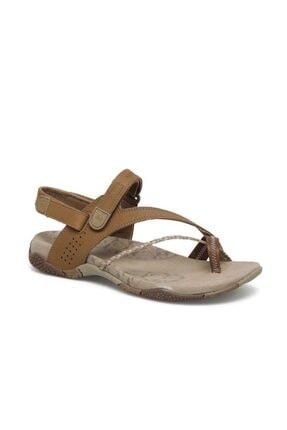 Merrell Kadın Sıena Camel Sandalet